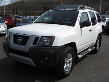 2010 Nissan Xterra for sale in Knoxville, TN