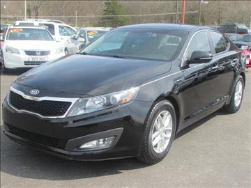 2012 Kia Optima for sale in Knoxville, TN