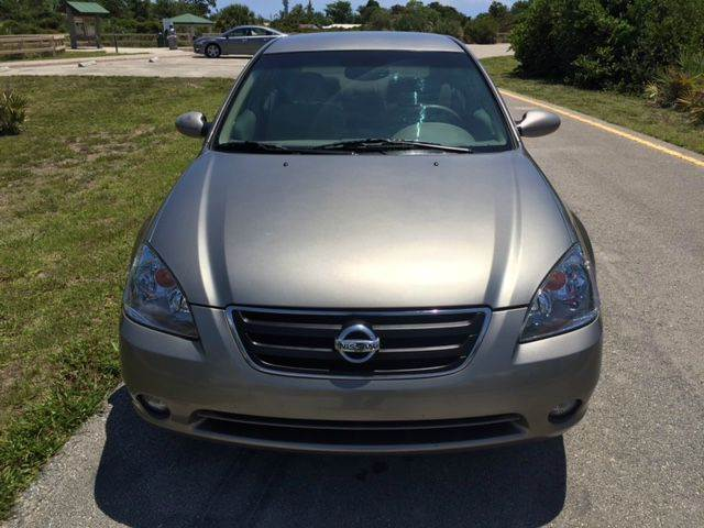 2003 Nissan Altima for sale at Tropical Motors Car Sales in Pompano Beach FL
