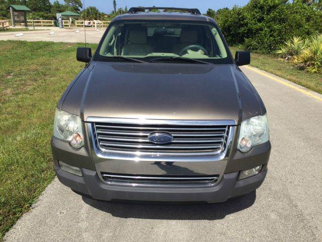 2006 Ford Explorer for sale at Tropical Motors Car Sales in Pompano Beach FL