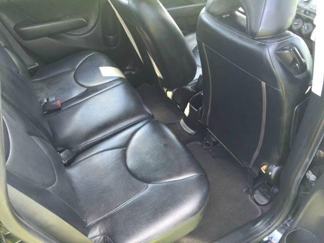 2008 Honda Fit for sale at Tropical Motors Car Sales in Pompano Beach FL