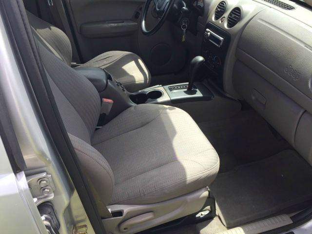 2003 Jeep Liberty for sale at Tropical Motors Car Sales in Pompano Beach FL