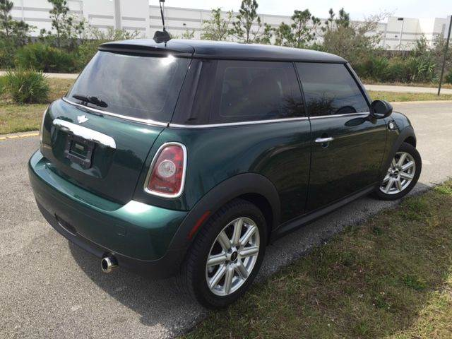 2010 MINI Cooper for sale at Tropical Motors Car Sales in Pompano Beach FL
