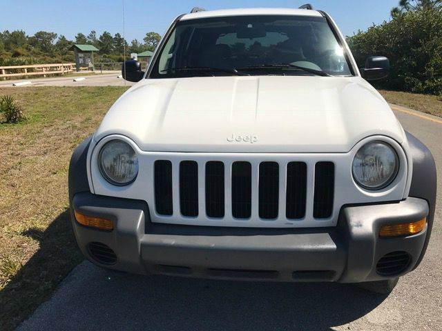 2004 Jeep Liberty for sale at Tropical Motors Car Sales in Pompano Beach FL