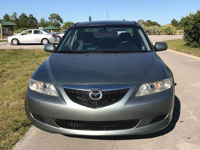2004 Mazda MAZDA6 for sale at Tropical Motors Car Sales in Pompano Beach FL