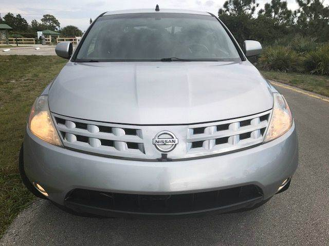 2003 Nissan Murano for sale at Tropical Motors Car Sales in Pompano Beach FL