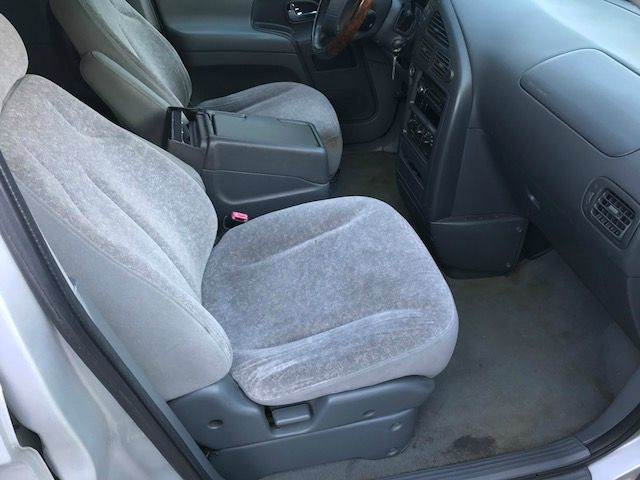 2000 Nissan Quest for sale at Tropical Motors Car Sales in Pompano Beach FL
