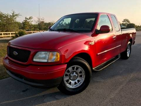 2003 Ford F-150 for sale in Pompano Beach, FL