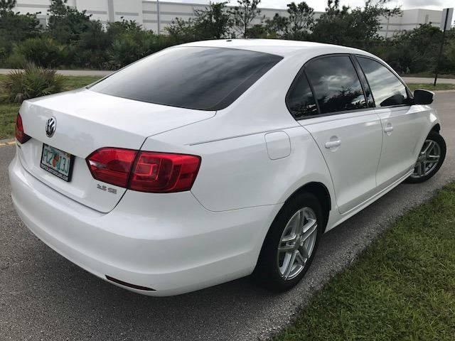 2011 Volkswagen Jetta for sale at Tropical Motors Car Sales in Pompano Beach FL