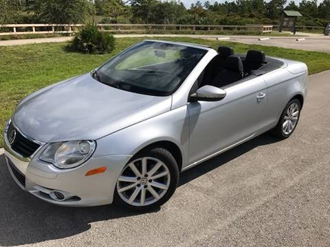2010 Volkswagen Eos for sale in Pompano Beach, FL