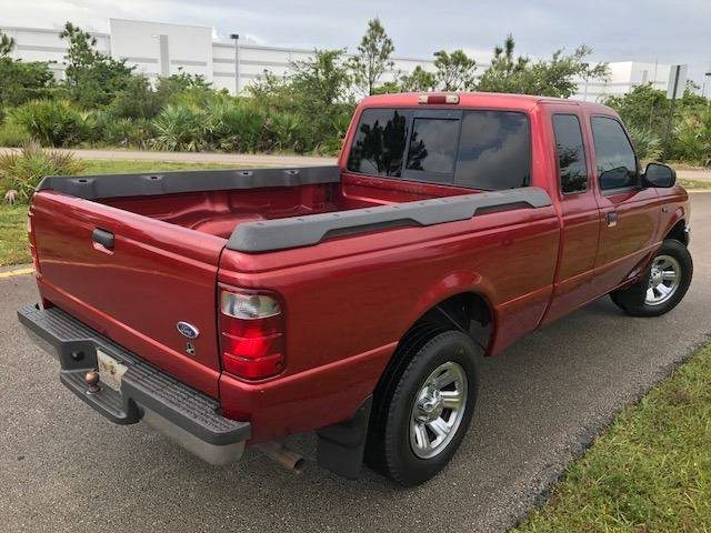 2001 Ford Ranger for sale at Tropical Motors Car Sales in Pompano Beach FL