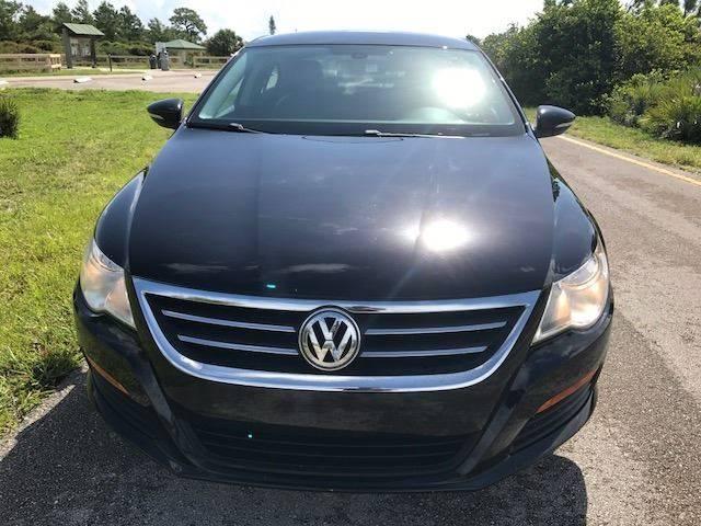 2012 Volkswagen CC for sale at Tropical Motors Car Sales in Pompano Beach FL