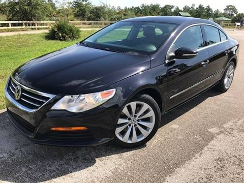 2012 Volkswagen CC for sale at Tropical Motors Car Sales in Pompano Beach FL