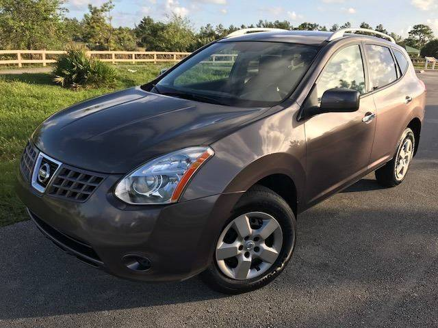 2010 Nissan Rogue for sale at Tropical Motors Car Sales in Pompano Beach FL