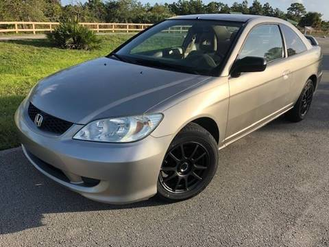 2005 Honda Civic For Sale In Pompano Beach, FL