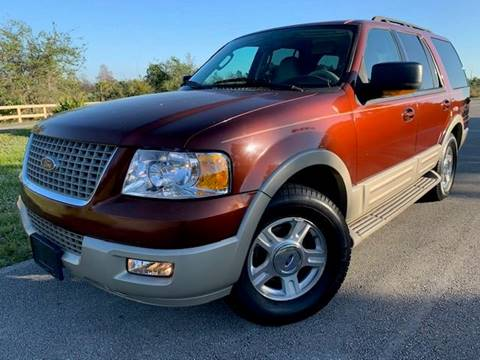 2006 Ford Expedition for sale in Pompano Beach, FL
