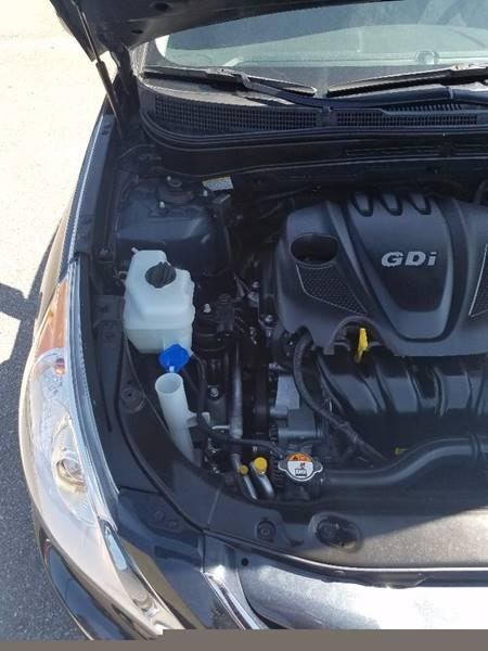 2013 Hyundai Sonata GLS 4dr Sedan - Houston TX