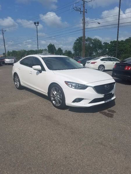2014 Mazda MAZDA6 i Grand Touring 4dr Sedan - Houston TX
