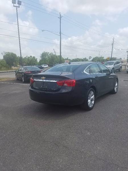 2014 Chevrolet Impala LT 4dr Sedan w/1LT - Houston TX