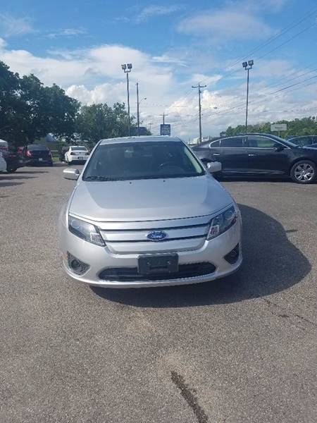 2012 Ford Fusion SEL 4dr Sedan - Houston TX
