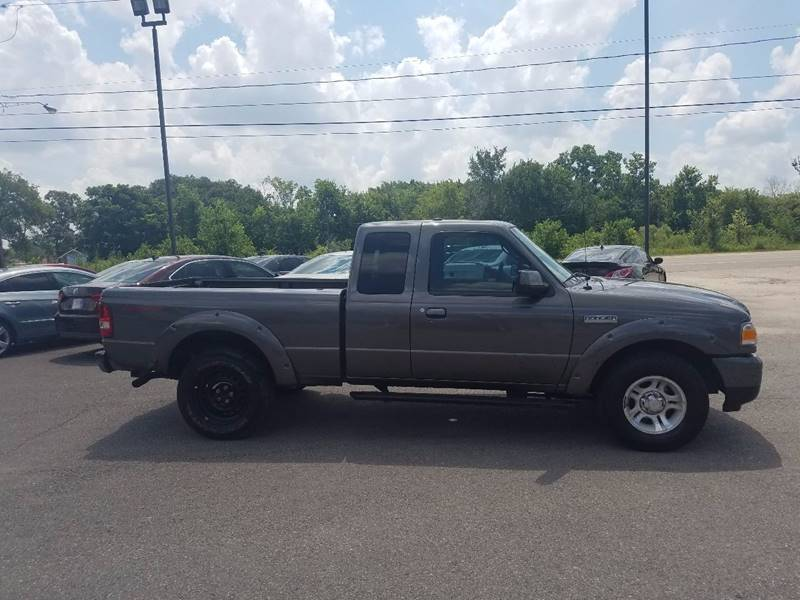 2011 Ford Ranger 4x2 Sport 4dr SuperCab - Houston TX