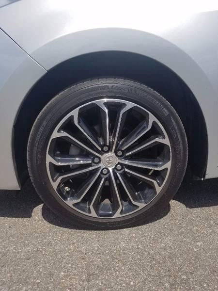 2014 Toyota Corolla S Plus 4dr Sedan CVT - Houston TX
