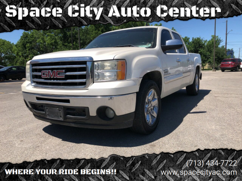 2012 GMC Sierra 1500 for sale at Space City Auto Center in Houston TX