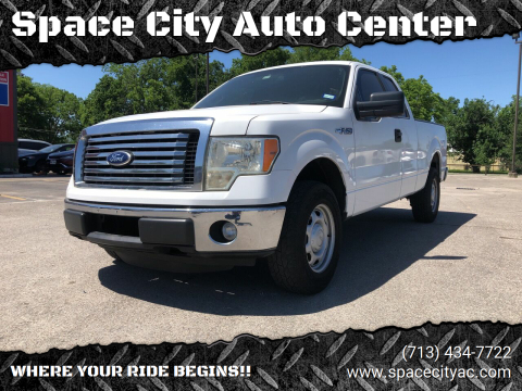 2013 Ford F-150 for sale at Space City Auto Center in Houston TX