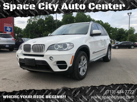 2012 BMW X5 for sale at Space City Auto Center in Houston TX