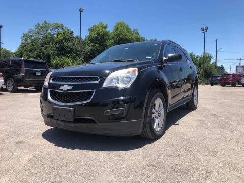 2012 Chevrolet Equinox for sale at Space City Auto Center in Houston TX