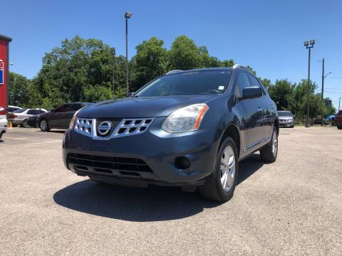 2013 Nissan Rogue for sale at Space City Auto Center in Houston TX