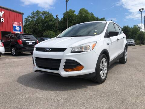 2014 Ford Escape for sale at Space City Auto Center in Houston TX
