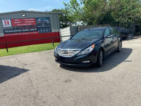 2013 Hyundai Sonata for sale at Space City Auto Center in Houston TX