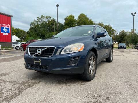 2012 Volvo XC60 for sale at Space City Auto Center in Houston TX