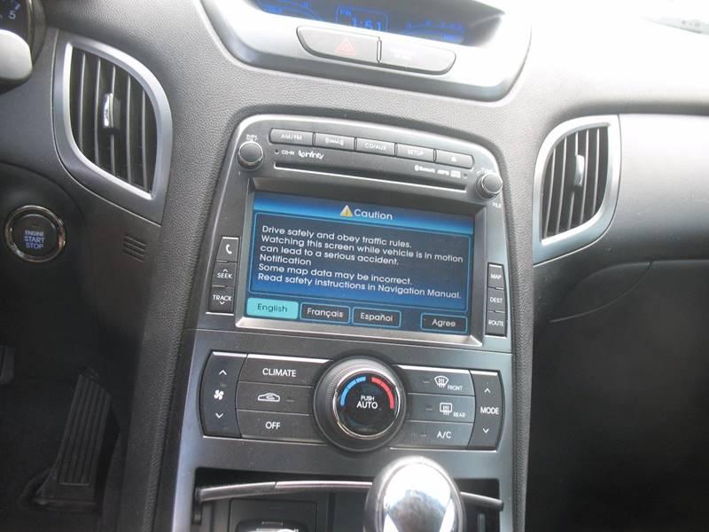 2011 Hyundai Genesis Coupe 2.0T 2dr Coupe - Houston TX