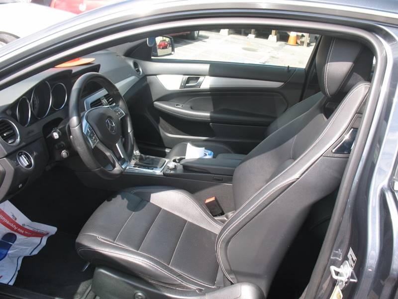 2013 Mercedes-Benz C-Class C 250 2dr Coupe - Houston TX
