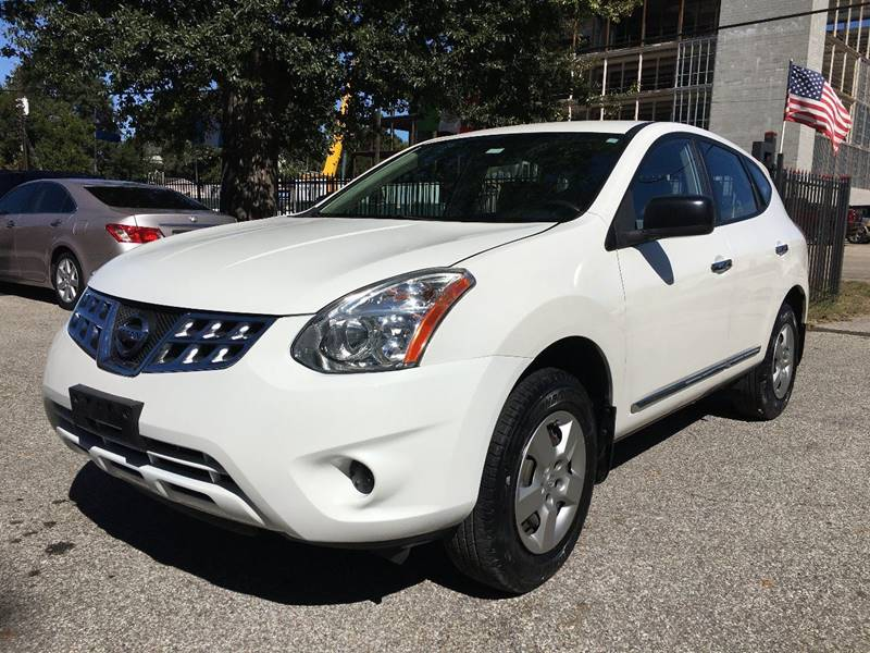 2011 Nissan Rogue AWD S 4dr Crossover In Houston TX  MG Auto Service