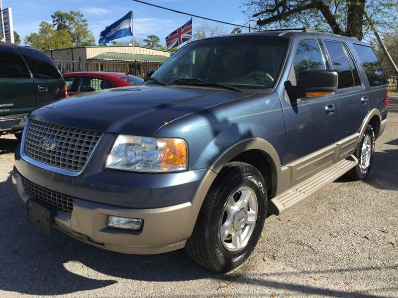2004 ford expedition eddie bauer 4dr suv in houston tx m. Black Bedroom Furniture Sets. Home Design Ideas