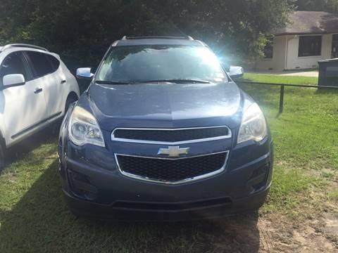 2012 Chevrolet Equinox for sale in Walterboro, SC