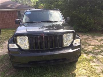 2009 Jeep Liberty for sale in Walterboro, SC