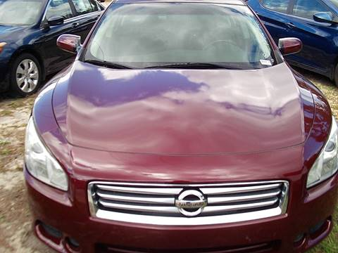 2013 Nissan Maxima for sale in Walterboro, SC