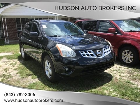 2012 Nissan Rogue for sale in Walterboro, SC