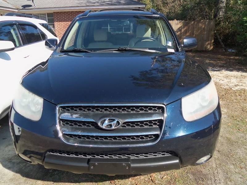 2007 Hyundai Santa Fe Limited 4dr SUV - Walterboro SC