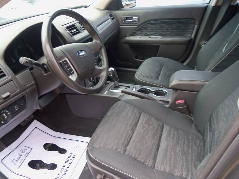 2011 Ford Fusion SE 4dr Sedan - Walterboro SC