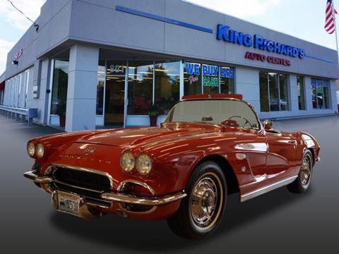 1962 Chevrolet Corvette for sale in East Providence, RI
