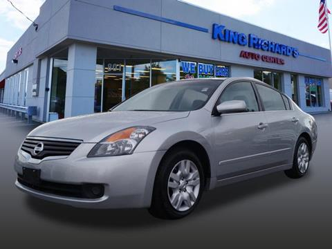 2009 Nissan Altima for sale in East Providence, RI