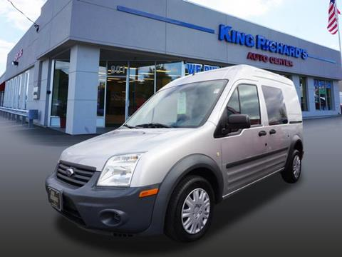 2012 Ford Transit Connect for sale in East Providence, RI