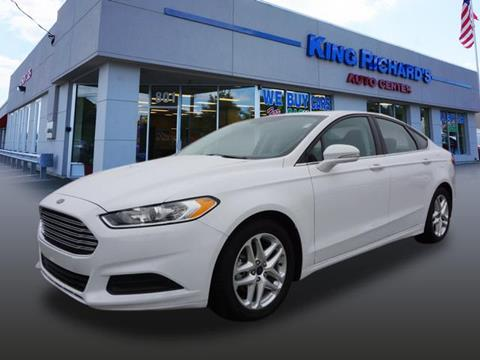 2015 Ford Fusion for sale in East Providence, RI
