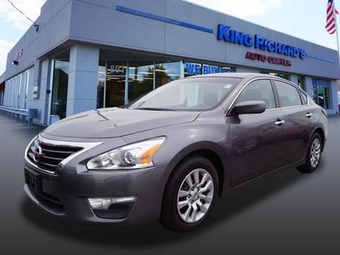 2015 Nissan Altima for sale in East Providence, RI