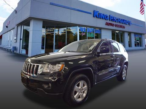 2013 Jeep Grand Cherokee for sale in East Providence, RI